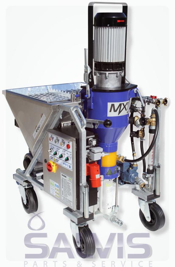 4YouMonophase1 tinkavimo mašina